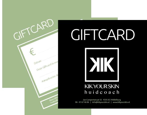 giftcard-Kik-Your-Skin